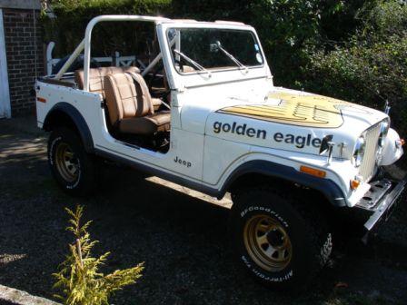 Daisy Duke Jeep >> 78 UK Golden Eagle and Korean Korando Daisy Duke Jeep   jeepfan.com