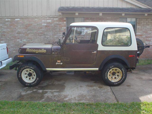 Austin's 1977 Jeep CJ-7 Renegade Levi's Edition | jeepfan.com