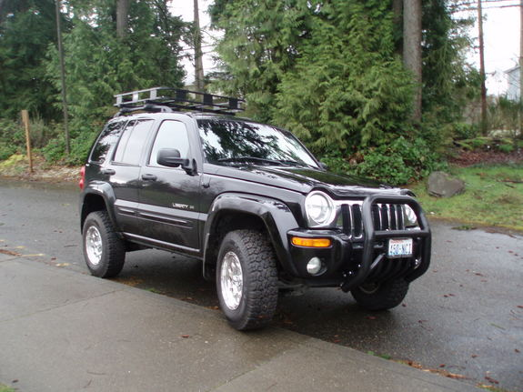 2002 jeep liberty tires