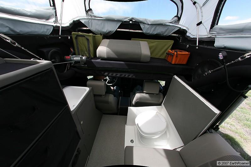 Earthroamer Xv Jp Jeep Jk Rubicon Xpedition Vehicle