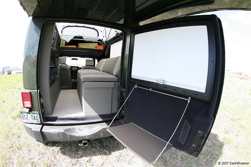 Jeep Liberty Off Road >> EarthRoamer XV-JP, Jeep JK Rubicon Xpedition Vehicle ...