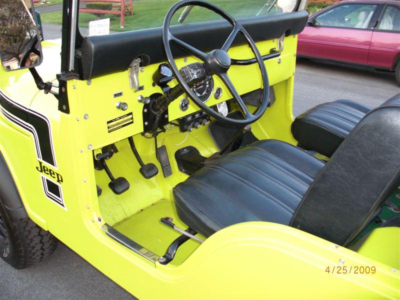 Lift Jeep Renegade >> Mike Gray's 1974 CJ-5 Renegade | jeepfan.com