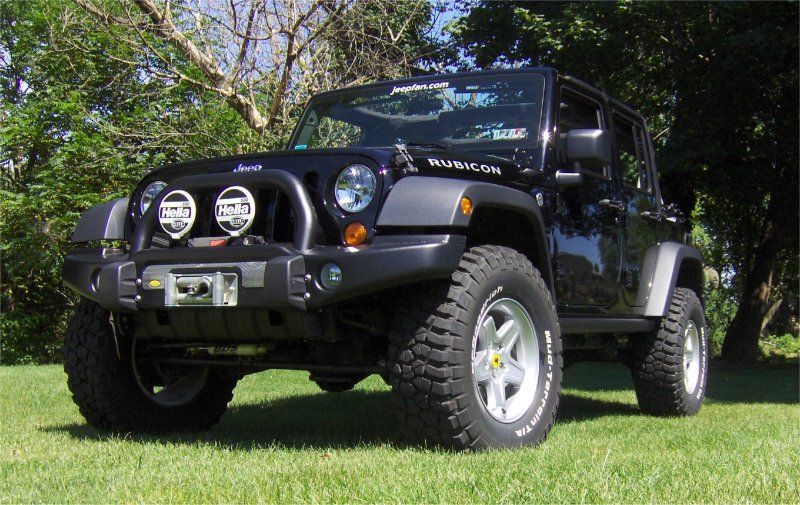 jeep wrangler jk 4 door long term review. Black Bedroom Furniture Sets. Home Design Ideas