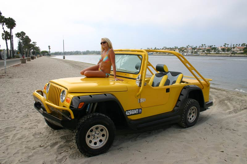 Mikes Used Cars >> Watercar Gator - The worlds first amphibious Jeep ...