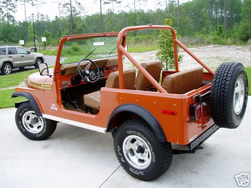 77 Jeep Cj 7 Renegade Levis Edition Jeepfan Com