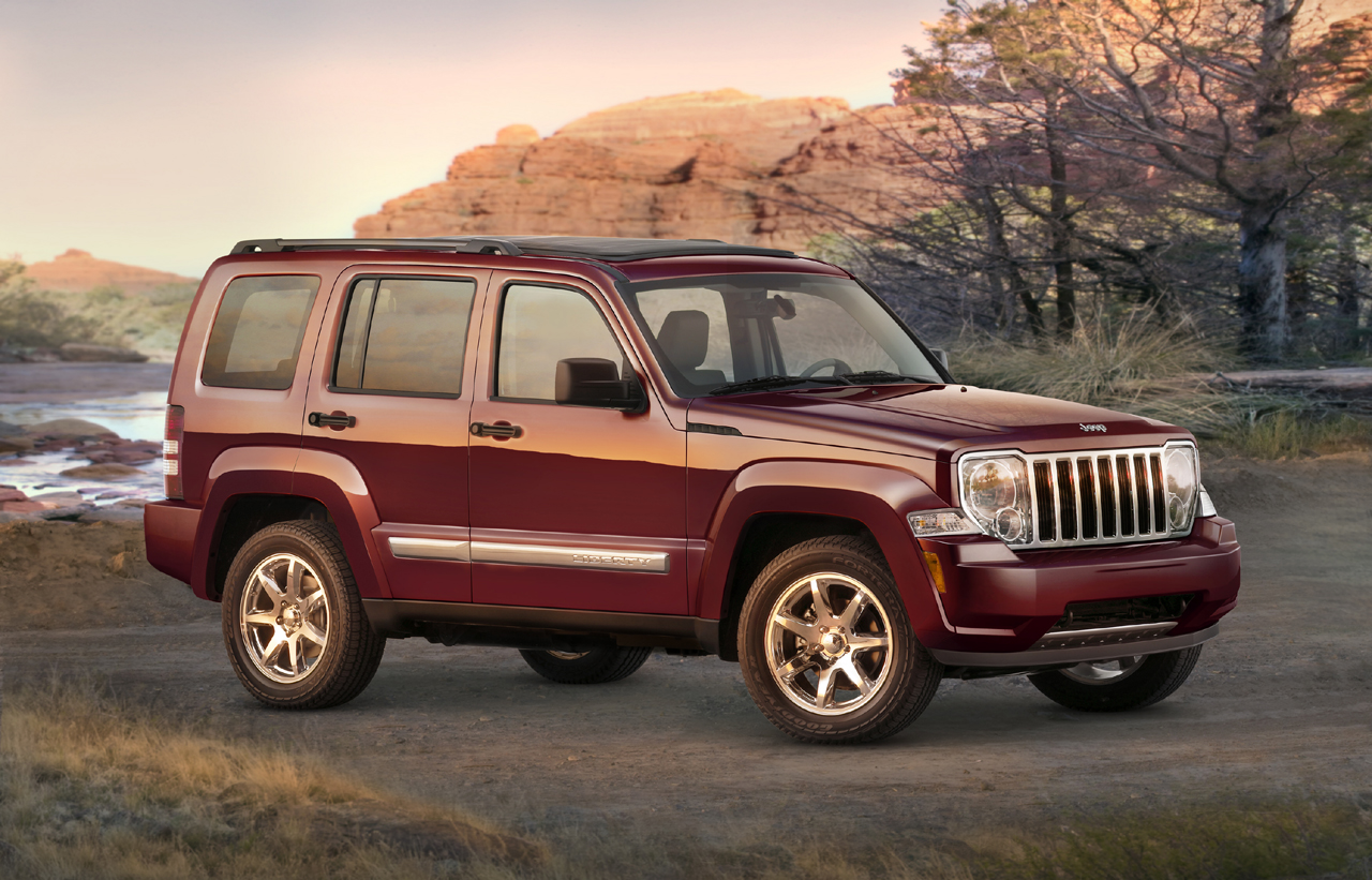Press Release 2008 Jeep 174 Liberty All New From The