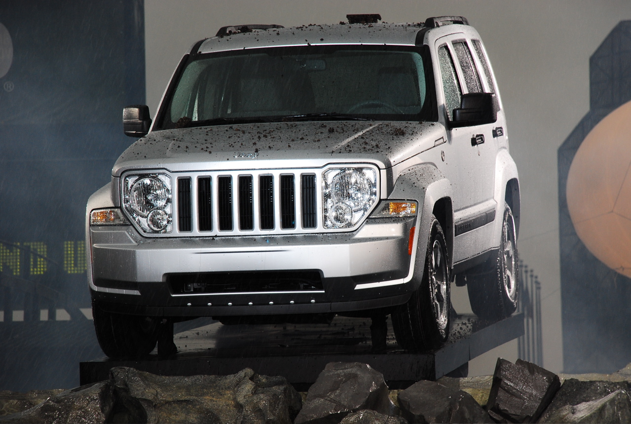 PRESS RELEASE: 2008 Jeep® Liberty – All-new From the ...