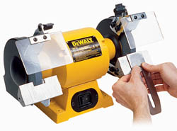 Selecting A Bench Grinder