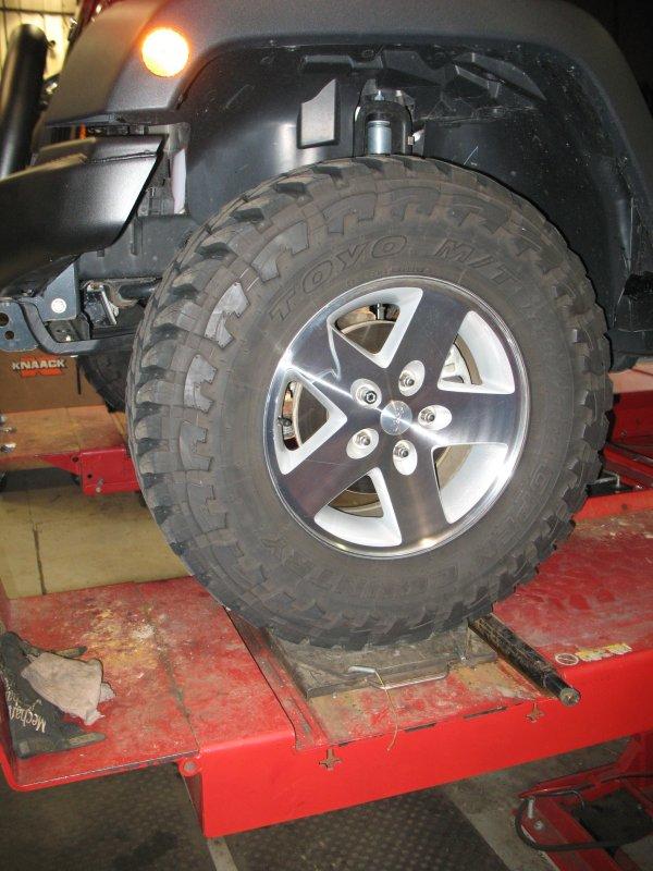 Jeep Jk Wheels >> Jeep Wrangler JK Alignment | jeepfan.com
