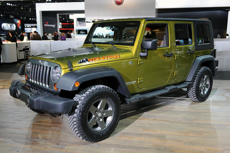 2010 Jeep Wrangler Mountain | jeepfan.com