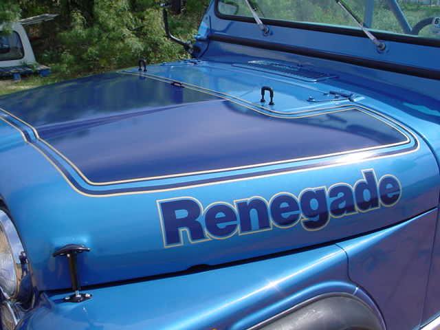 Ren on 1982 Dodge 2 Door