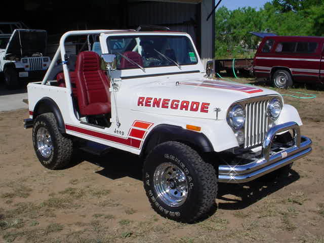 New Jeep Renegade >> CJ Renegade Spotters Guide 1983-1986 Renegade | jeepfan.com
