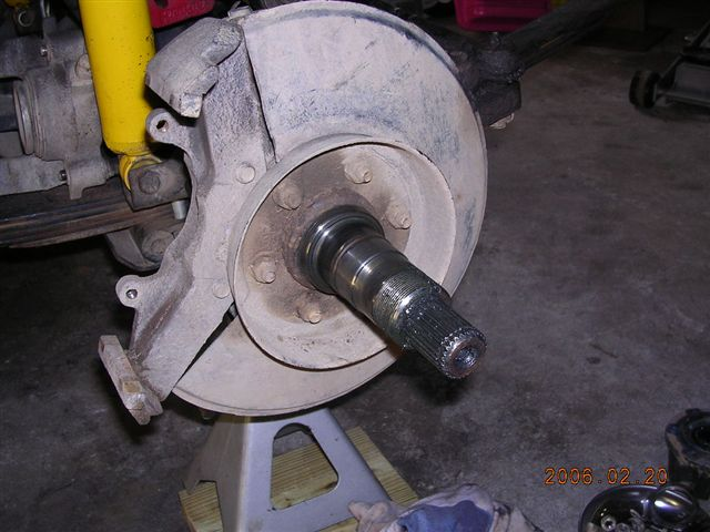 Replacing Your CJ Front Brakes | jeepfan.com