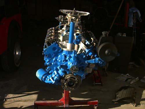 Jeep Engines  AMC 304    V8