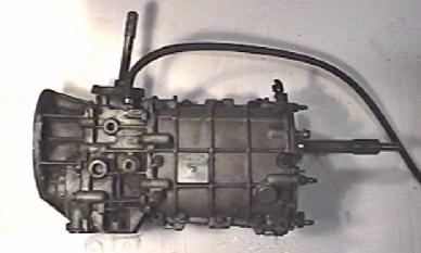 Jeep BA 10/5 light duty five speed transmission