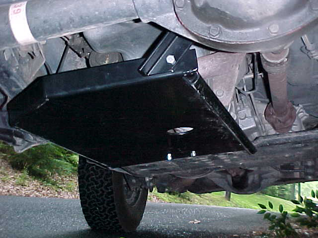 Protecting Your Jeeps Underside Driveline And Engine