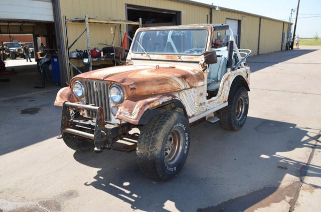 Rare Jeep 1976 Cj 5 Super Jeep Amc304 T 150 Desert Dog