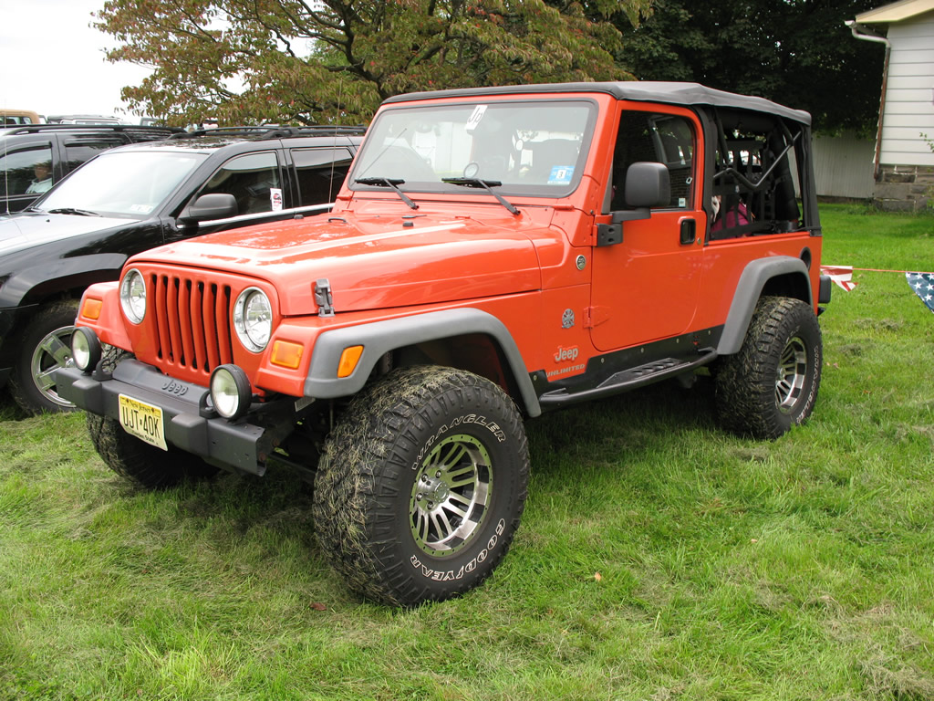 Jeff Daniels Jeep Show 2011 Event Coverage Harleysville Pa