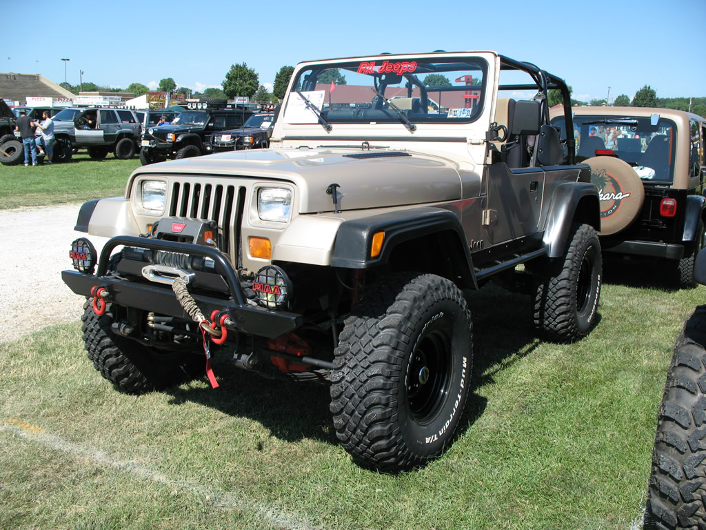 Pa Jeeps All Breeds Jeep Show 2011 In York Pa Part 4