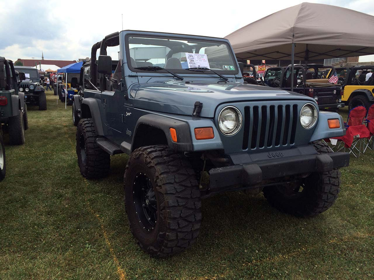 Ocean City Jeep Week >> PA Jeeps 2014 All Breeds Jeep Show - 19th Annual York PA | jeepfan.com