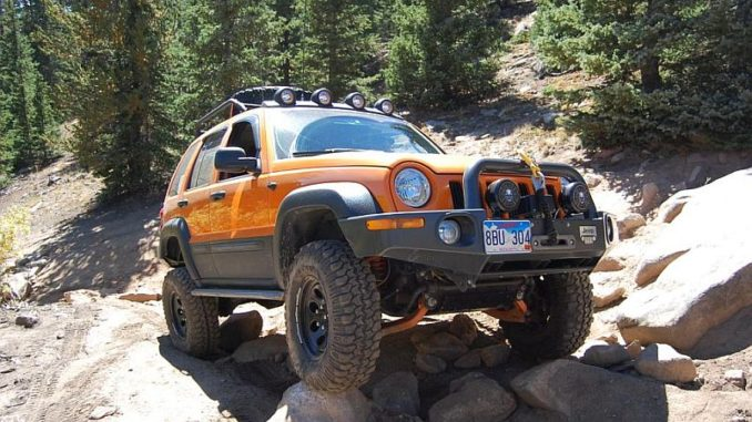 Jeep Liberty Projects Lifts Technical And Information Jeepfan Com