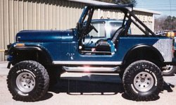 Jeep V8 Conversion guide Chevy Ford Dodge Engine Swap