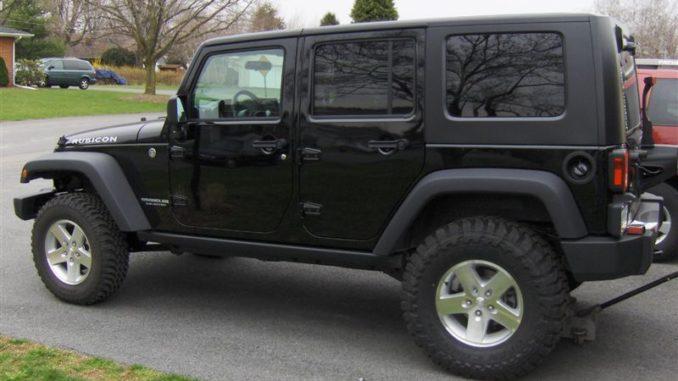 Jeep Jk Stock Rims