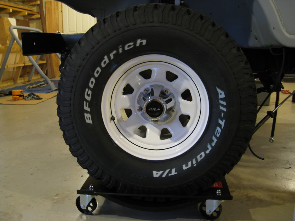 Jeep Jk Tires >> Jeep Wheels Fitment Guide, Spacers, Adapters, CJ, YJ, TJ, JK | jeepfan.com