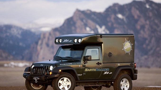 EarthRoamer XV-JP, Jeep JK Rubicon Xpedition Vehicle | jeepfan.com