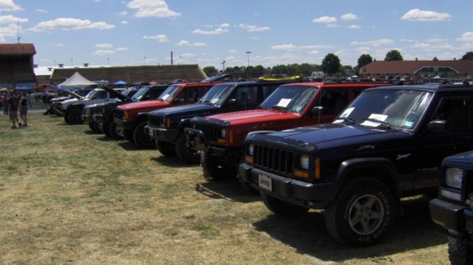 PA Jeeps 12th Annual All Breeds Jeep Show 2007 Clubs | jeepfan.com