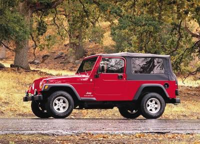 Decoding Jeep Wrangler Tj Vin Numbers Jeepfan Com