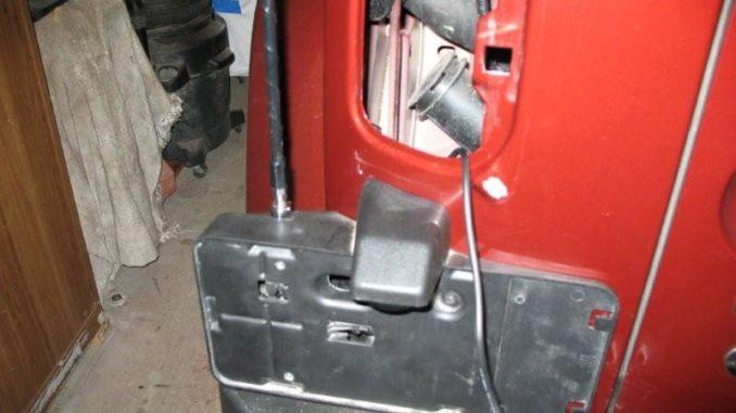 cooltech wrangler jk cb antenna mount jeepfan com rh jeepfan com