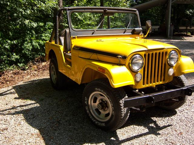 Renegade Model Year 2018 >> Tom's 1971 Jeep CJ-5 Renegade II | jeepfan.com