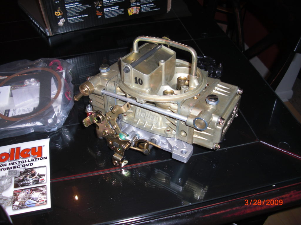 Holley Truck Avenger Carburetor Install Carb To Tbi Wiring Harness Kit