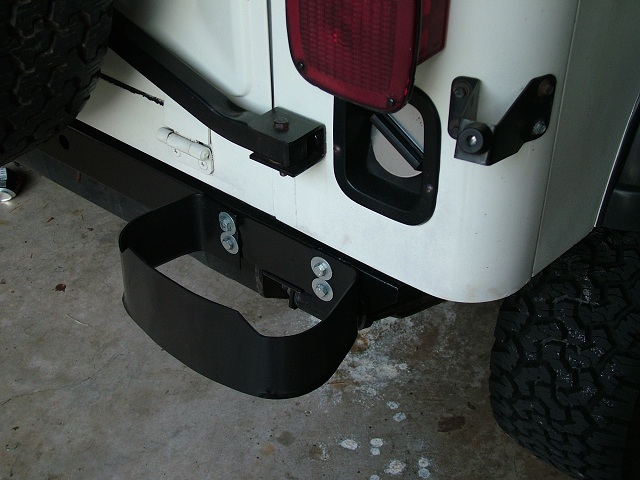 Jeep Cj Rear Bumper Or Not Jeepfan Com