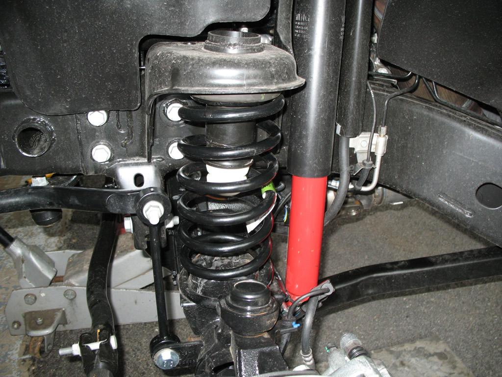 Teraflex Jeep Wrangler Jk Leveling Kit Front Installation