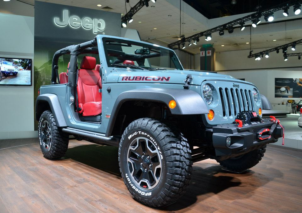 We Love It..read More About This Special Edition. 2013 Jeep Wrangler Rubicon  10th Anniversary Edition