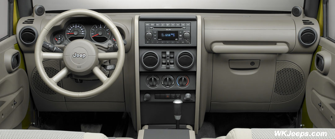 2013 Jeep Wrangler Unlimited >> Jeep Wrangler JK Models and Special Editions Through the ...