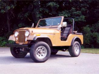 Decoding Jeep CJ VIN Numbers 1971-1986 Jeep CJ-5 CJ-7 CJ-8