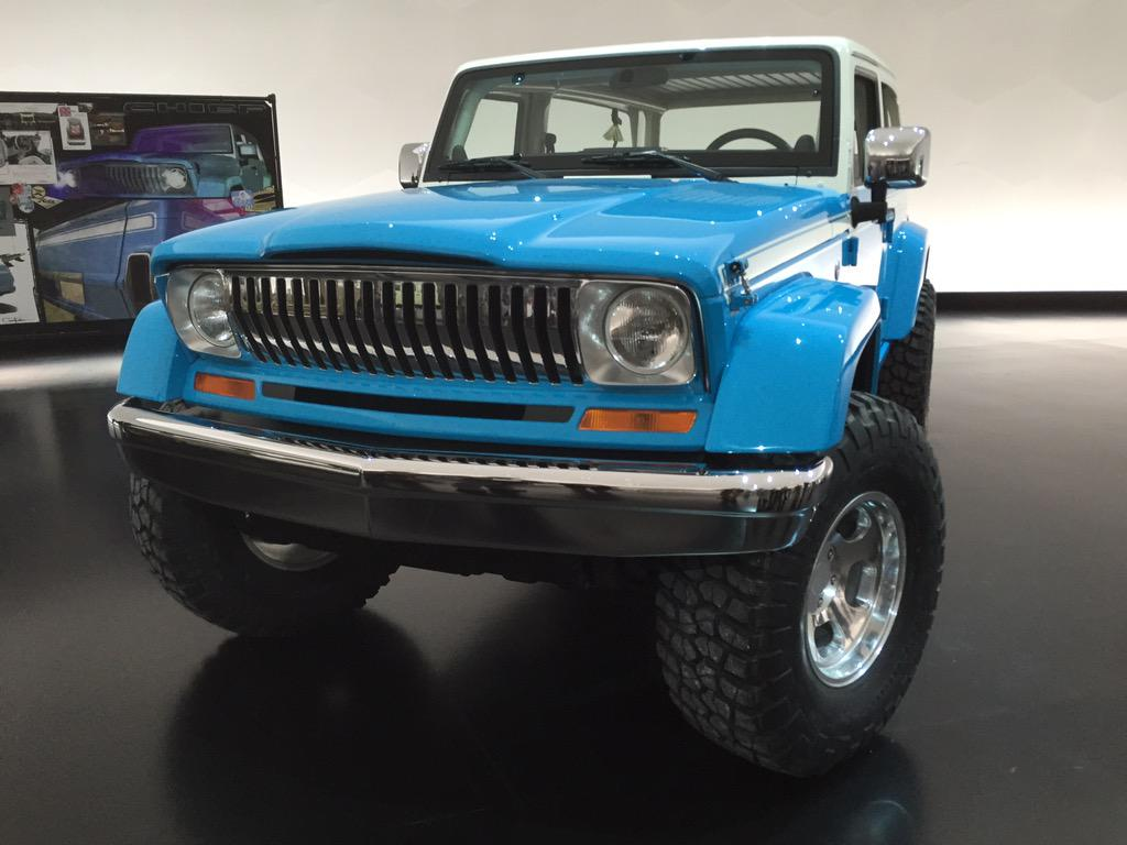 Crazy Cool Jeep Cherokee Chief Concept | jeepfan.com