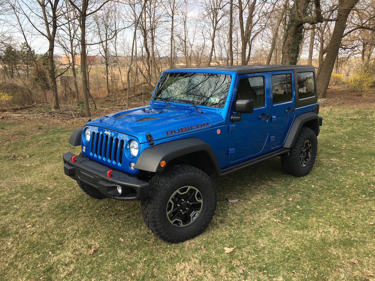 3k Jk From Stock To Trail Worthy With Jeep 37 Inch Tires Completed