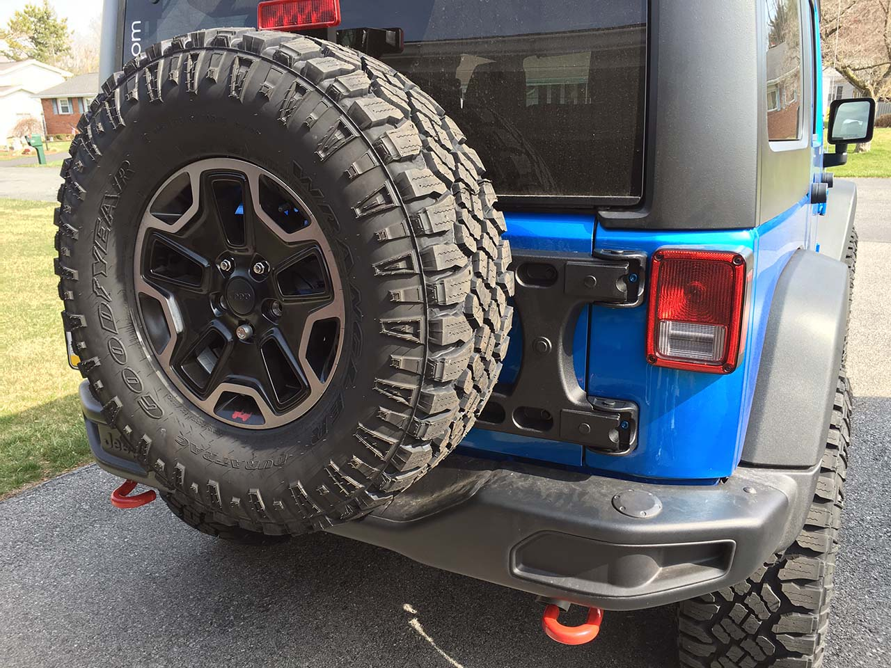 Jeep Wheels Fitment Guide, Spacers, Adapters, CJ, YJ, TJ ...
