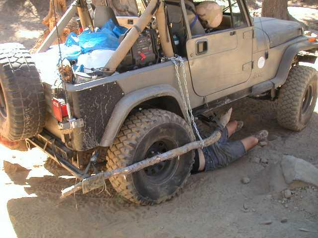 The Dreaded C Clip Jeep Wrangler Dana 35 Jeepfan Com