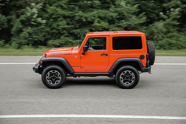 Jeep Wrangler JK 2017 Model Changes | jeepfan.com