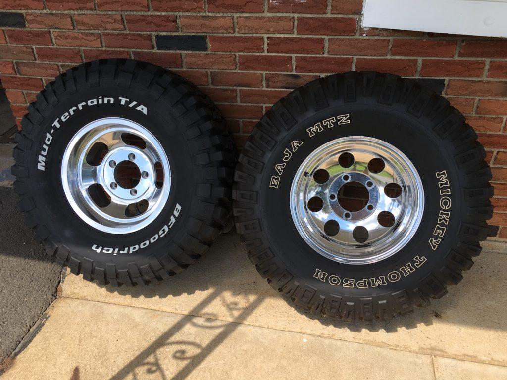 Jeep Jk Tires >> Jeep Wheels Fitment Guide, Spacers, Adapters, CJ, YJ, TJ, JK   jeepfan.com
