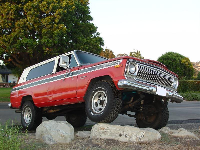 Jeep Wagoneer 2018 >> The FSJ...a Jeep and a half. Rob's 1974 Cherokee.   jeepfan.com