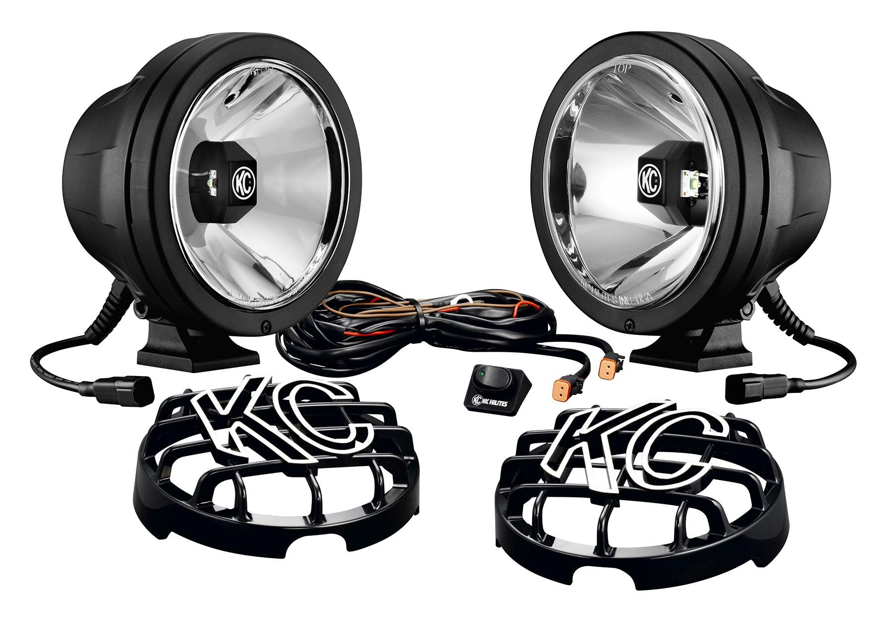 Kc Hilites 6 Pro Sport Gravity Led Lights Model 644