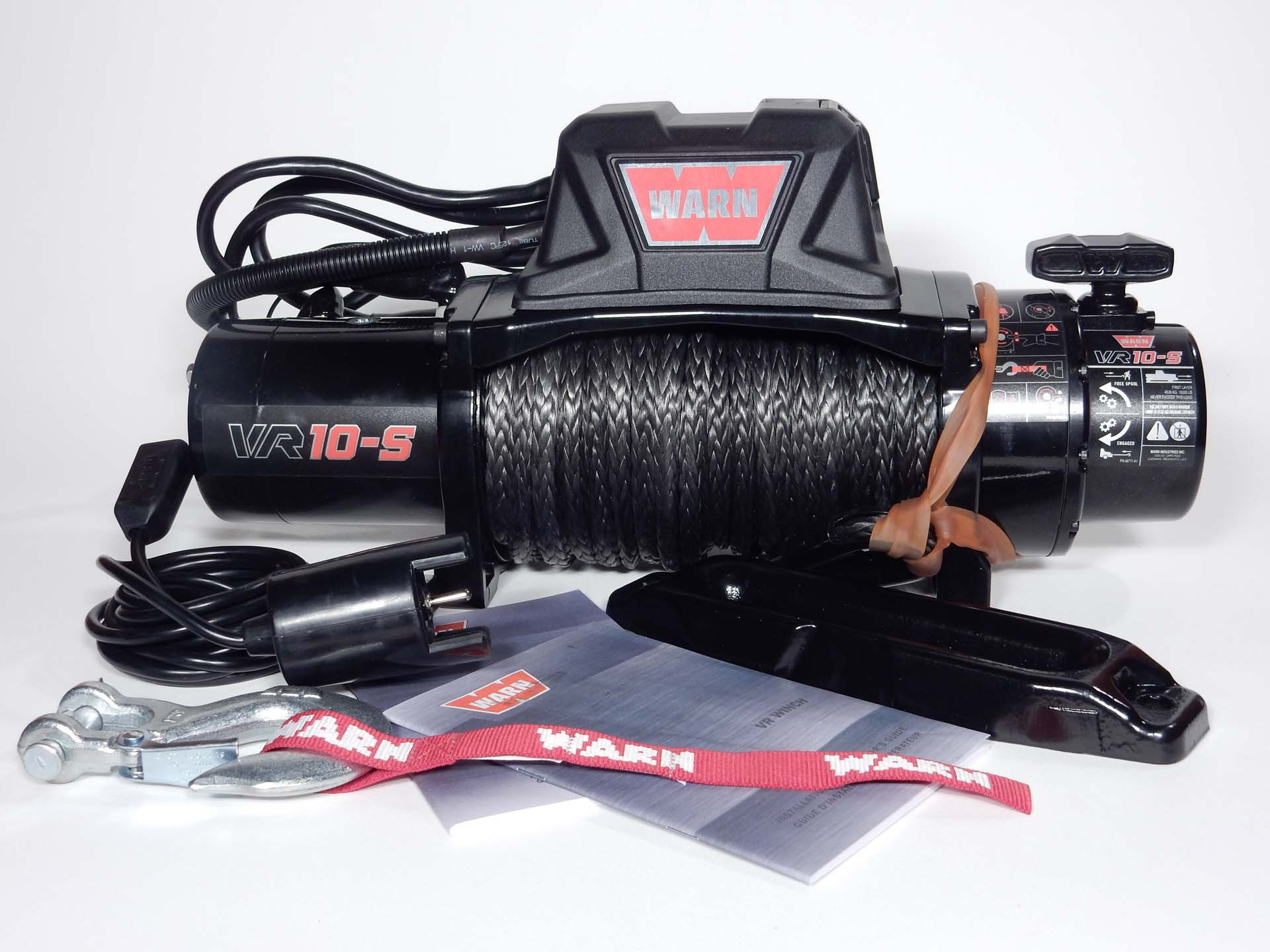 Warn Vr10s Winch Installation On A Cj How To Wire Vr10 S