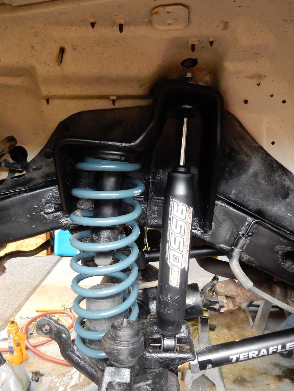 Installing a TJ Teraflex 3 Inch Lift Page 3   jeepfan com