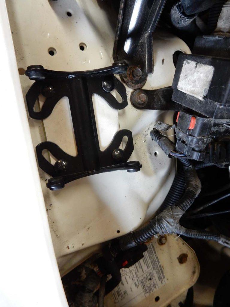 Arb Air Compressor Installation In A Jeep Tj Jeepfan Com